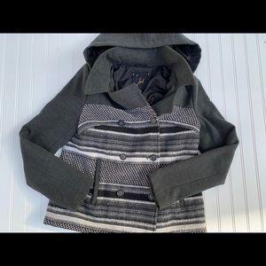 Jack BB Dakota Lined Jacket Coat Medium
